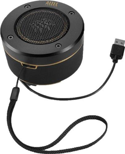 Altec Lansing Iml237Usb Orbit Ultra Portable Usb-Powered Speaker