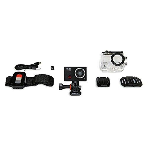 accesorios Nilox Mini F WiFi Full HD, cámara de acción, gopro
