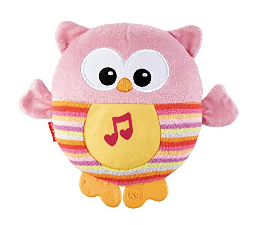 Fisher-Price Soothe and Glow Owl, Pink