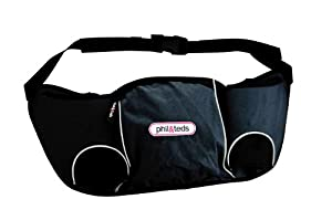phil&teds Stroller Hangbag - Black