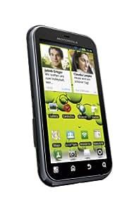 "Motorola Defy+ - Smartphone libre Android (pantalla 3.7"", cámara 5 Mp, 2 GB, 1 GHz, 512 MB RAM), negro"
