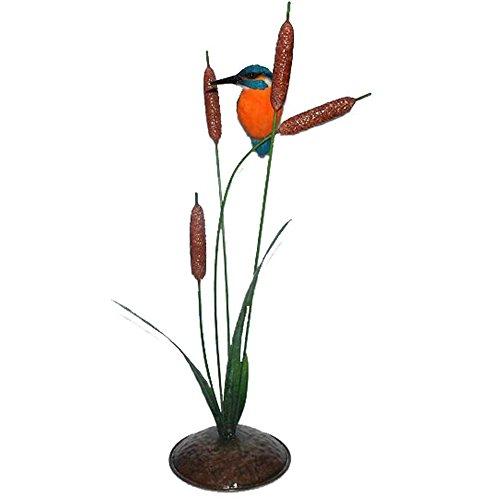vivid-arts-xmw-sc19-d-resin-kingfisher-on-metal-bulrushes
