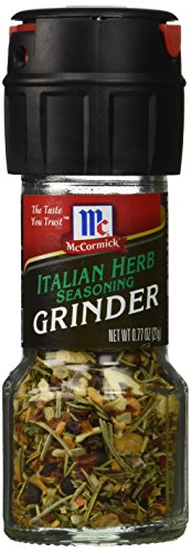 McCormick Grinder Italian Herb Seasoning 0.77 oz