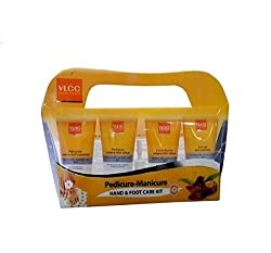 VLCC Pedicure Manicure Kit Hand & Foot Care Kit 150g+60 ml