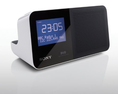 sony so7050dab alarm clock radio black silver b002sizcd2 amazon price tracker tracking. Black Bedroom Furniture Sets. Home Design Ideas