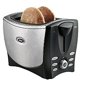 Oster 2-Slice Quilted Toaster