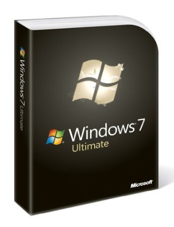 Microsoft Windows 7 Ultimate 32/64 Bit OEM Vollversion Produktkey per Mail, PC