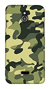 Print Haat Back Case Cover for Infocus M2 (Multicolor)