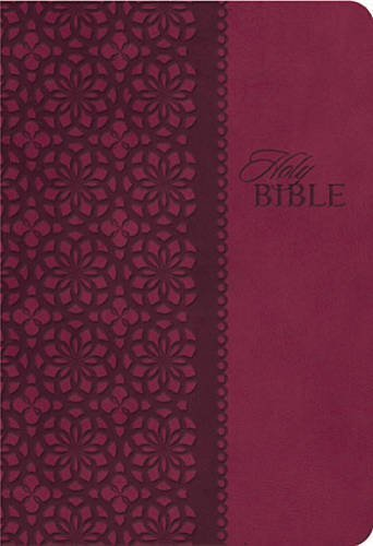 kjv-study-bible-imitation-leather-red-pink-red-letter-edition-second-edition-signature-by-thomas-nel