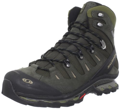 Salomon Quest 4D GORE TEX Waterproof Trail Walking Boots - 9