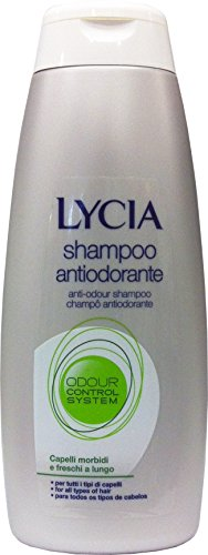 12 x LYCIA Shampoo Anti-Odorante 300 ML