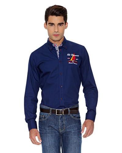 La Española Camicia Uomo [Blu Navy]