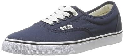 Vans LPE, Unisex-Erwachsene Sneakers, Blau (Navy/True White NWD), 34.5 EU