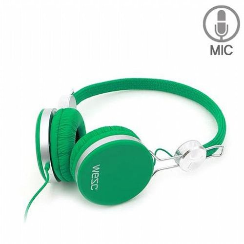 Wesc Banjo Headphones (blarney green)