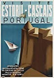 Paramount Prints ESTORIL CASCAIS,PORTUGAL - Vintage Art Deco Travel Poster - Poster Size : A4