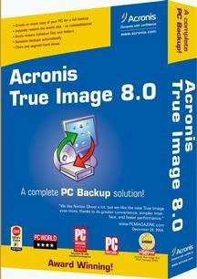 ACRONIS True Image 8.0 Standard ( Windows )