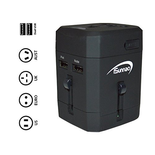 isunnao-international-power-adapter-with-dual-25a-usb-plug-ac-charger-built-in-fuse-for-safety-spare