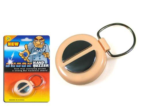 Electric Shock Trick Gag Toy Hand Shaker Buzzer Joke Tv
