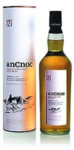 anCnoc 12 Year Old Highland Single Malt Whisky 70 cl