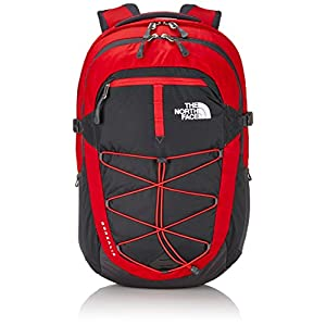 The North Face Borealis Backpack TNF Red/Asphalt Grey Size One Size