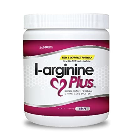 L-arginine Plus?- #1 L-arginine Supplement - Support Blood Pressure, Cholesterol and More with 5110mg L-arginine & 1010mg L-citrulline by L-arginine Plus