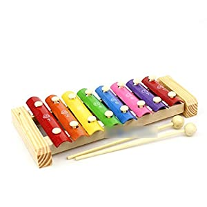 HuntGold Baby Early Education Musical Instruments Toys Christmas Gift