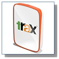 Trax Personal GPS Tracker (Orange)