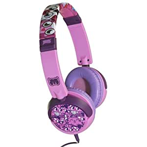 Moshi Monsters Universal Headphones - Pink (Nintendo 3DS/DS)