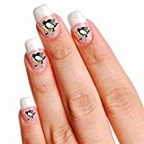 PITTSBURGH PENGUINS OFFICIAL LOGO FINGERNAIL TATTOOS at Amazon.com