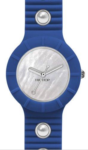 Orologio BREIL HIP HOP PEARLS Donna Solo Tempo Blue Delft - hwu0496