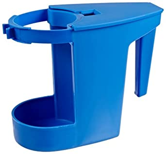 """Impact 101 Super Toilet Bowl Caddy, 8"""" Length x 4"""" Width x 6"""" Height, Blue (Case of 12)"""