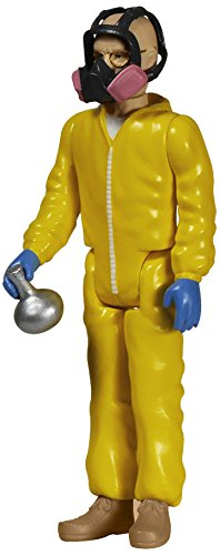 Funko Reaction: Breaking Bad - Walter White (Cook) Action Figure