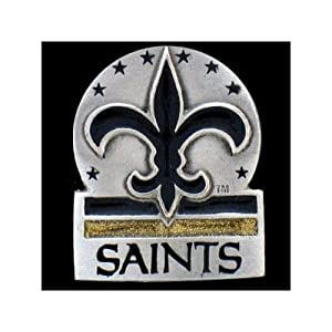 NEW ORLEANS SAINTS OFFICIAL LOGO COLLECTORS LAPEL PIN