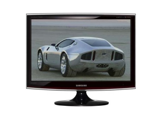 Samsung T200HD 20-inch Full HD 1080p Widescreen LCD TFT TV/Monitor with Freeview  (5ms,10000:1, HDMI, Gloss Black)