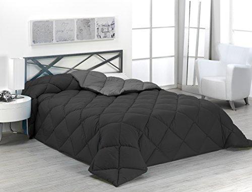 sabanalia-enbi-400-180r-n-couette-bicolore-400-g-cama-90-150-x-270-gris-noir