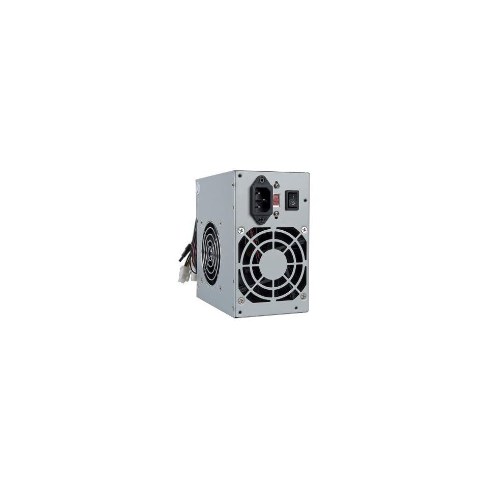 Lead Power 650W 20+4 pin Dual Fan ATX Power Supply w/SATA & PCI Express