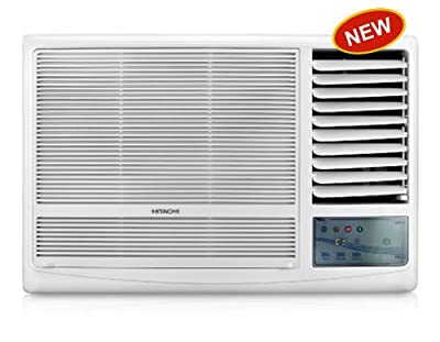 Hitachi RAW018KTH Kaze Reidan Window AC (1.5 Ton, White)