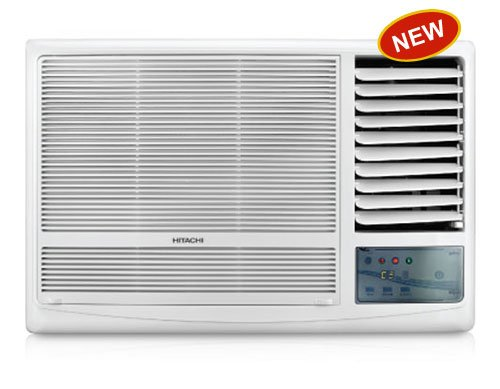 Hitachi KAZE Reidan RAW018KTH 1.5 Ton Window Air Conditioner