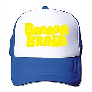 Die Antwoord Banana Brain Trucker Hat Baseball Cap For Men Women (5 Colors) RoyalBlue