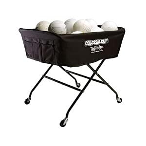 Buy Tandem Sport Colossal Volleyball Ball Cart by Tandem