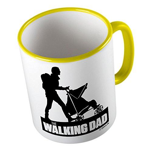 Walking Dad ★ Tazza buffa - Tazza da caffè - Tazza da tè ★ stampa di alta qualità e slogan buffo ★ Il regalo perfetto per ogni occasione