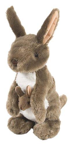"""Wild Republic Cuddlekins 12"""" Kangaroo"""