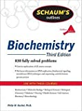 img - for Philip W. Kuchel: Schaum's Outline of Biochemistry (Paperback); 2009 Edition book / textbook / text book