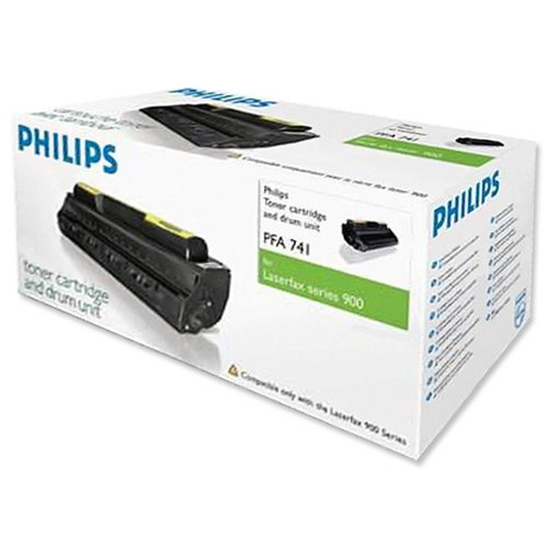 Philips Laser Toner Cartridge Drum Kit Black [for LPF900 Series] Ref PFA741