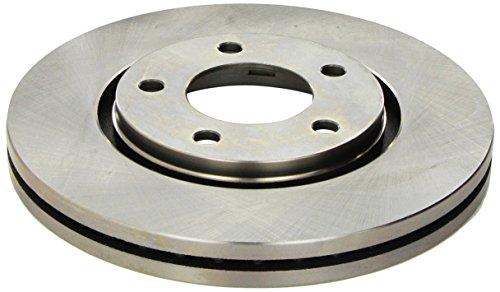 Centric Parts 121.67049 C-Tek Standard Brake Rotor