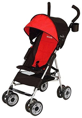 Kolcraft-Cloud-Umbrella-Stroller-Scarlett-Red