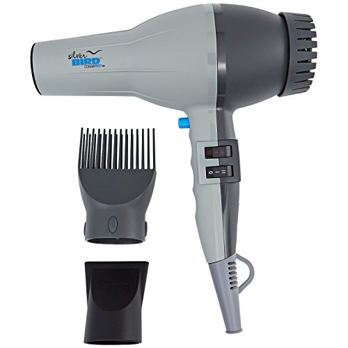Conair Pro Silver Bird Hair Dryer SB307W (Multi Speed Hair Dryer compare prices)