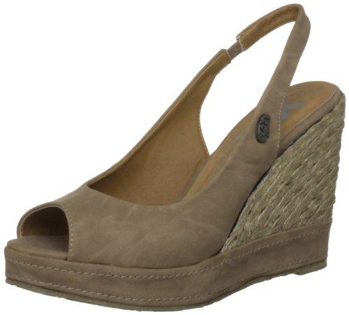 Xti Women's 25107 Sand Slingbacks Heels XTI200690207 5 UK