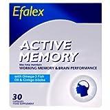 Efamol Efalex Active 50+, 30 Capsules