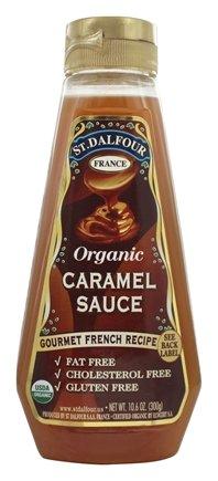 St. Dalfour - Organic Sauce Caramel - 10.6 oz. (Organic Caramel Sauce compare prices)